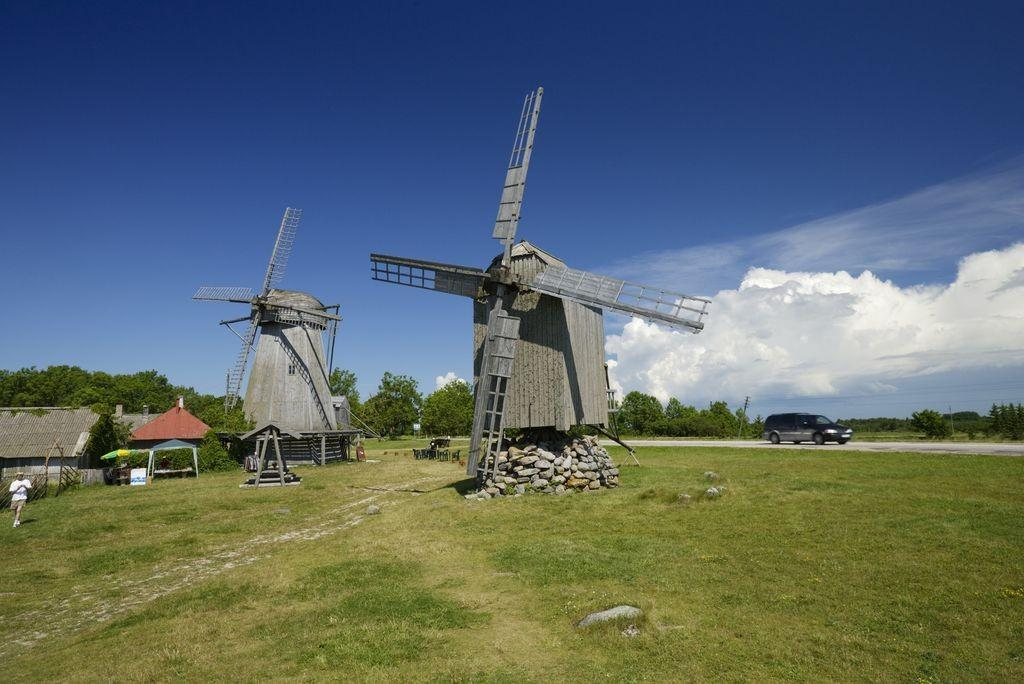 Discover Western Estonia and the islands